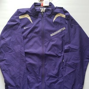 Nike University Of Washington Huskies Jacket